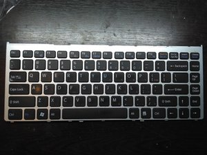 Wholesale For Sony Vaio VGN FW Series Genuine Keyboard VGN FW510F Replacement