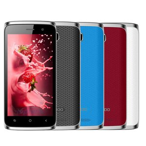 Wholesale BLUBOO Mini quot HD G WCDMA Smartphone MTK6580 Quad Core GHz GB RAM GB ROM MP Android Dual SIM Mobile Phone