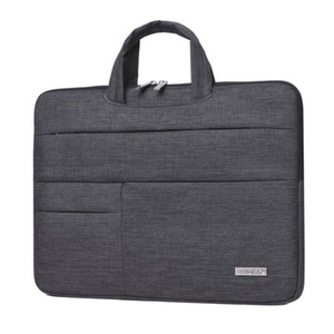 2017 New Brand Laptop Handbag Sleeve Case 13 14 15 inch Bag Notebook For MacBook Air Pro 13.3 Free Shipping