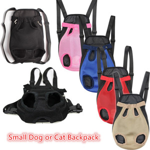 Pet supplies Dog Carrier small dog and cat backpacks outdoor travel dog totes 6 colors free shipping