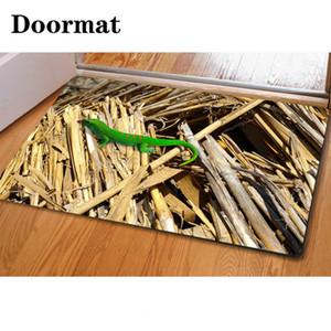 Entrance doormats funny rubber door mat,fashion cartoon printed carpet for living room,bedroom floor mats kitchen rugs