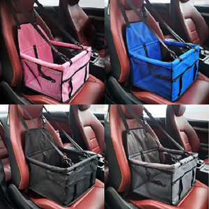 Wholesale Pet Supplies Car Carriers Dog Car Seat Covers front seat pad safety box breathable waterproof car seat covers multi colors options DHL