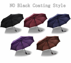 Wholesale rain cover for car for sale - Group buy There Folding Automatic Umbrella For Business Men Women Cars Male Rain Umbrellas With Cover Bigger x8K