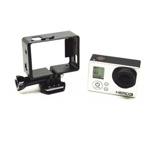 Wholesale For Gopro Accessories Standard Frame With Screw Housing Mount For Gopro Hero Hero HD Camera GP71