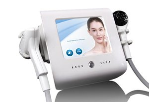 Wholesale eye lifts resale online - 2017 new portable thermos focused rf under eye dark circle removal face lifting rf machine