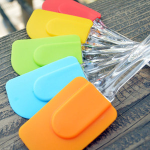 Wholesale 1Pc Silicone Spatula Baking Scraper Butter Mixer Cooking Cake Kitchen Utensil