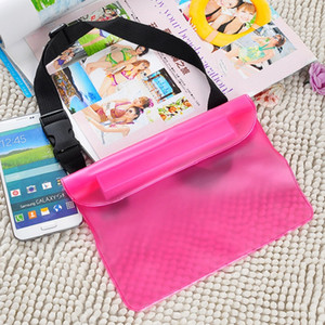 Wholesale For Universal Waist Pack Waterproof Pouch Case Water Proof Bag Underwater Dry Pocket Cover For Cellphone mobile phone Smartphone money