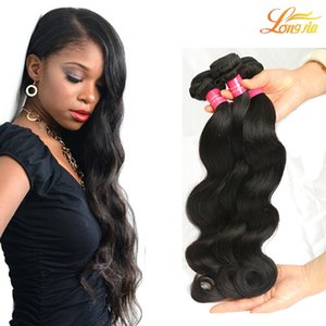 Wholesale 8A Brazilian Human Hair Weave 4Bundles Body Wave Double Weft Brazilian Virgin Hair Bundles Free Shipping High Quality Cheap Hair