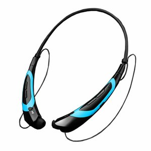 Wholesale 10m Anime Sports Wireless Bluetooth Neck Hanging Stereo Cell Phone Earphones Headset HBS Accessories
