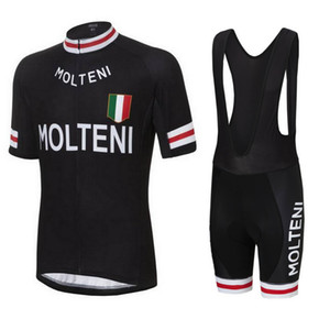 molteni team 2021 cycling jersey set kit short sleeve cycling clothing mtb bike short jersey set summer style bike wear sportswear D1
