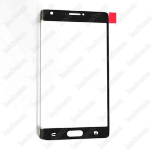 Wholesale Cover for Samsung Galaxy Note Edge N9150 Front Outer Touch Screen Glass Lens free DHL