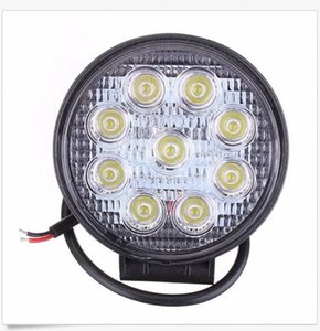 Wholesale W Flood Spot Beam Offroad LED Work Light Truck Boat Camping DC V V LED Working Light Off Driving Working Lamp