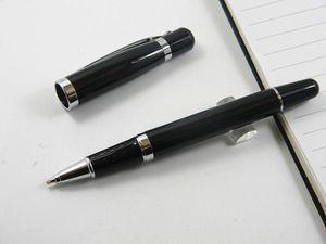 Classic M230 black pattern Chessboars Silver Clip Roller ball Pen