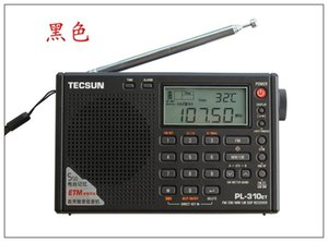 Wholesale Tecsun PL310ET Full Band Radio Digital Demodulator FM SW MW LW DSP Stereo Radio Receiver upgraded version PL