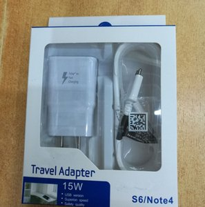 Wholesale 3 in fast charger set EU US UK plug fast charging v a home travel adaptive adapter quick chargers for samsung s6 s7 note best