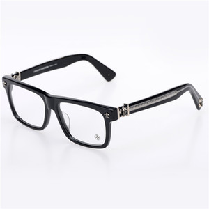 Brand-2017 Chrome Box lunch-a Oculos De Grau myopia Eyeglasses Myopia Frame Men Eye Glasses Women Glasses Japan Brand Optical Frame