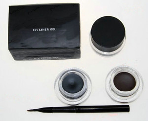 Free shipping Brand Makeuphigh quality makeup waterproof FLUIDLINE EYE LINER GEL 5g(12PCS LOT)