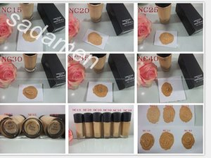 Factory Direct DHL Free Shipping New Makeup Super Quality MA30 Studio Fix Foundation Liquid!30ml on Sale