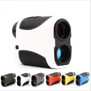 Wholesale 600 Meters Laser Rangefinder Golf Out Door Sport golf laser distance finders hand held laser distance meter hunting mini distance finders
