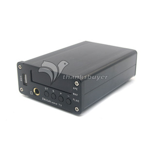 Freeshipping Music Decoding Player HIFI Headphone Amplifier Support USB MP3 Coaxial Optical Fiber Digital Signal Output