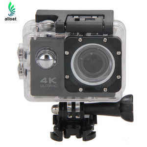 Wholesale WiFi Camera Full HD p Cam M Waterproof Cameras MP Camara Deportiva Video DV Camera Camcorder For Sports Action