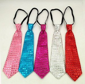 Children's lights, neckties, bars, parties, costumes, atmosphere supplies, props, flash ties, children's toys wholesale on Sale