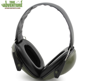 Wholesale new Ear Protectors Anti-noise Earmuffs Tactical Outdoor hunting Shooting Hearing Protection Ear Soundproof Ear Muff Free shipping on Sale