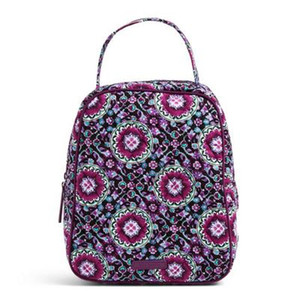 NWT Cotton Lunch Bunch Bag