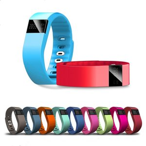 Wholesale TW64 wristband Smart Band Fitness Activity Tracker Smartband fit bit wrist activity sleep wristband Smart Bracelet For IOS Android