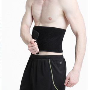 SORBUS DUSK Black Waist Support Belt Back Support Brace Belt Lumbar Lower Waist Double Adjust Back Pain Relief Sport