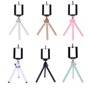 ripod Accessories Tripods Mini Portable Camera Tripod Aluminum Desktop Tripods Stand Stabilizer with 1 4 Screw Adapter Ball Head + Mobile...