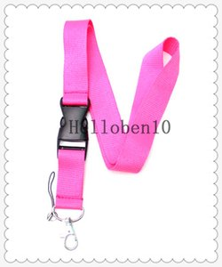 Factory direct selling! Some are pure Pink ipad camera mobile phone lanyard key chain most girls love, free delivery
