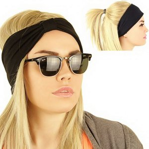 Fashion cotton headband exercise Yoga special hair band turban bandana head wrap hair accessories for women