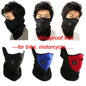 Unisex Dustproof & Windproof Warm Neck Half Face Mask Wear for Motorcycle Cycling Bike Hiking Skateboard Ski Ice Fishing Cross Country Hunt