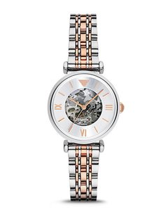 Wholesale New mechanical watches women s fashion and personality A1991 A1992 A1993 Original box and Retail