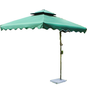 Wholesale Best selling outdoor Large Awning Sunshade Sun Umbrella Shelter Garden Yard Booth UV Proof Sun Shading