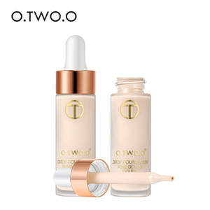 Wholesale faces make up resale online - O TWO O Face Primer Make Up Drop Foundation Primer Makeup Oil Control Moisturizing Face Smoothing Transparent Cosmetics