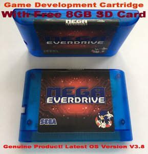 EDMD Game Cartridge for USA, Japanese and European SEGA GENESIS MegaDrive(MD) Console on Sale