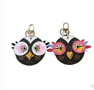 2018 latest design brand fashion cute rooster graphic fashion key ring creative zero wallet hanging decorations