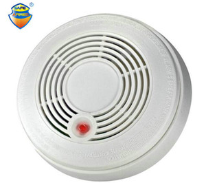 Wholesale Security Battery Powered Combination Smoke Alarm CO Carbon Monoxide Poisoning Sensor Photoelectric CO Smoke Detector For