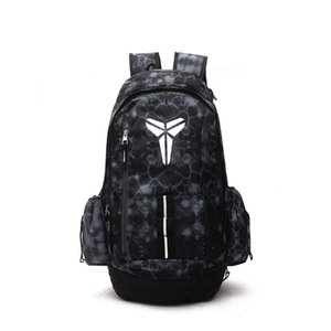 f06a6b09f Brand New KOBE Basketball Backpacks Sport Backpack Man Backpack Large  Capacity Training Women Travel Bags School