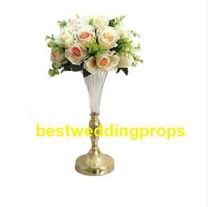 Wholesale centerpieces free shipping for sale - Group buy New Arrival Wedding Decoration Centerpieces Crystal Ttable Decoration Centerpieces Event Decoration best0220