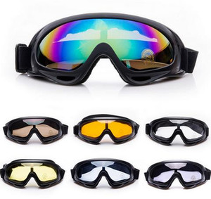 CS X400 Cycling Eyewear Ski Goggles Cycling Sunglasses Racing Sport Cycling Glasses Mountain Bike Goggles Colorful b31