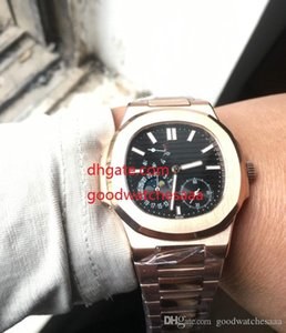 Wholesale Hot sale Factory Supplier Luxury Black Dial A Automatic Mechanical Stainless Steel Top Quality Men Watch Watches