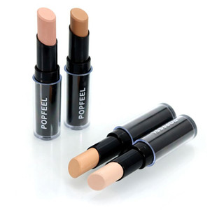 Wholesale skin camouflage makeup for sale - Group buy Popfeel Concealer Stick Face Foundation Pen Maquiagem Make Up Camouflage Pen Maquillaje Smooth Contour Concealer Makeup Set