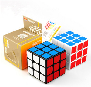 Wholesale Hot Sale Magic Cube Professional Speed Puzzle Cube Twist Toys x3 Classic Puzzle Magic Toys Adult and Children Educational Toys