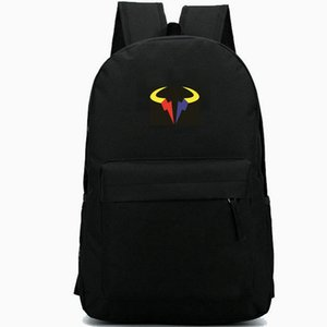 Wholesale Nadal backpack Tennis Rafael daypack Rafa star schoolbag Cool badge rucksack Sport school bag Outdoor day pack