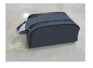 Wholesale 26CM High end quality men flowing toilet bag fashion design women wash bag large capacity cosmetic bags makeup toiletry bag Pouch