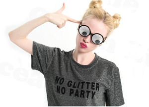 Wholesale cosplay eyes resale online - Funny Googly Eyes Goggles Shaking Eyes Party Glasses and Toys for Party Cosplay Costume and Halloween Party Decoration