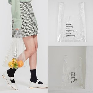 Wholesale High quality women messenger handbag clutch transparent clear PVC bag plastic leather bag day evening purse styles
